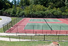 Tennis Courts<br /> Paul D. West Middle School<br /> (formerly Headland High School)