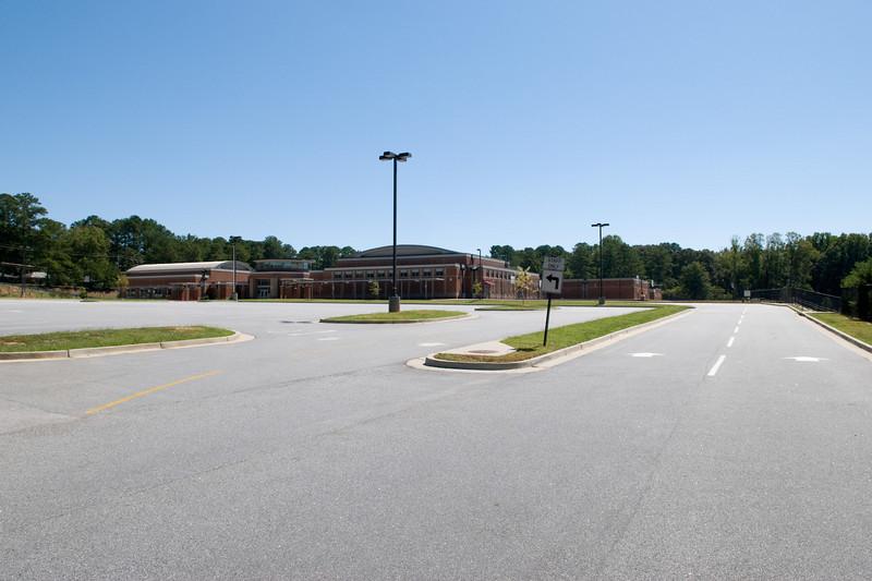 Paul D. West Middle School<br /> (formerly Headland High School)
