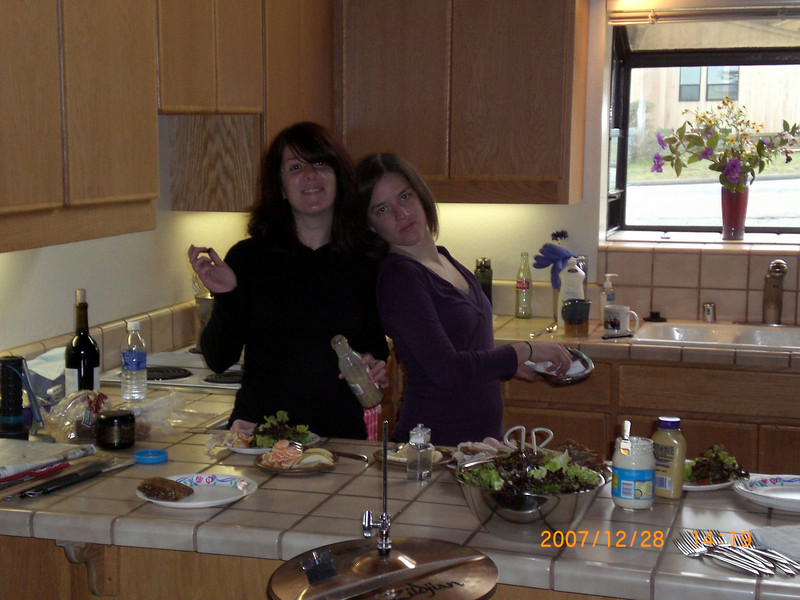 Clare & Althea