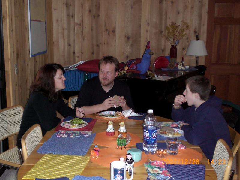 Clare, Ryan, & Avery
