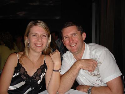 Karen and Adam Woolley