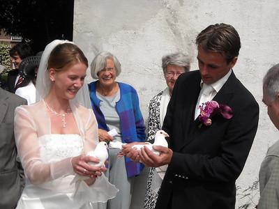 2008-05-29 bruiloft Henk en Geurtine