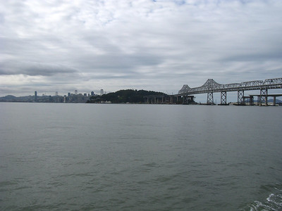 East span view