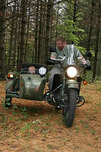 Hunter and sidecar2