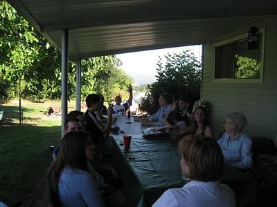 2008 Borton Family Reunion