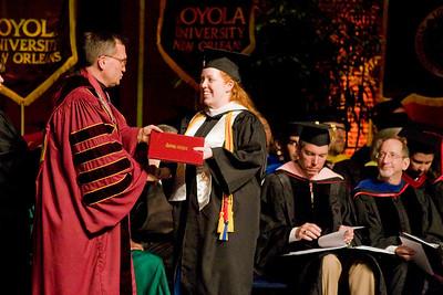 2008 Caitlin Loyola Graduation