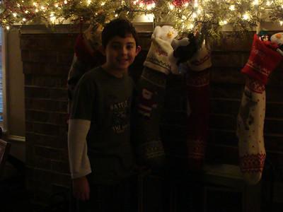 2008 Christmas Morning