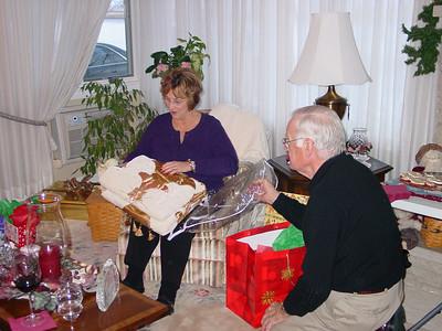 2008 Christmas With Kent & Shari