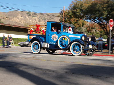 Fillmore Christmas Parade