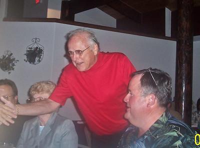 2008 Moorcroft Man of the Year, Richard Castello