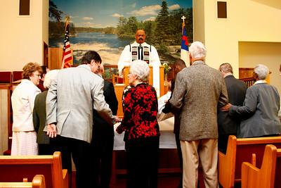 2008 March 2 Baby Braelyn's Dedication