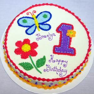 2008 November - Braelyn's First Birthday