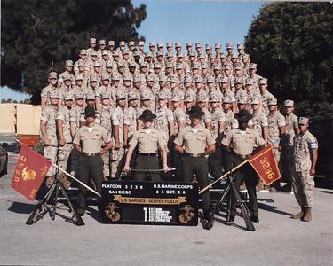 10/8/2008 - Gab graduate from Marine Corp Training.