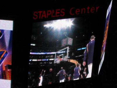 12/25/2008 - Lakers vs. Celtics Game