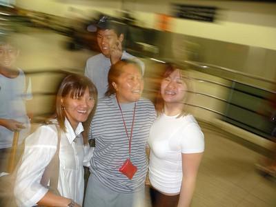 7/17/2008 - Ester Arrive