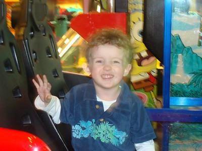 2008 Jake's Birthday - ChuckECheese