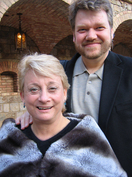 Bill Carrick & Kristin Hill<br /> Castello Di Amorosa