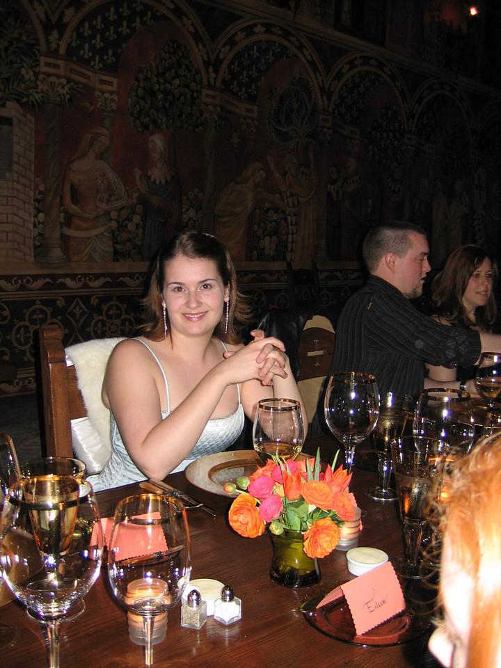 Castello Di Amorosa<br /> Claire Mosher