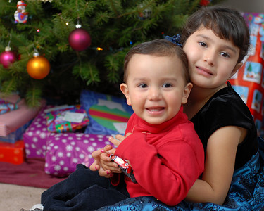 2008 Xmas Card / Portraits
