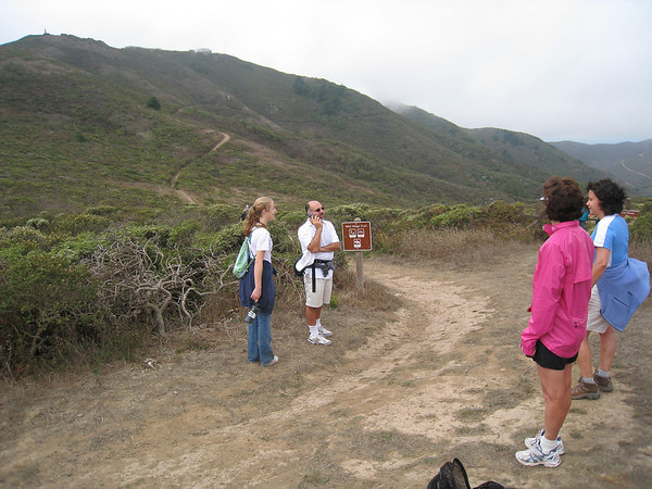 08-09-20 Marine Headlands hike