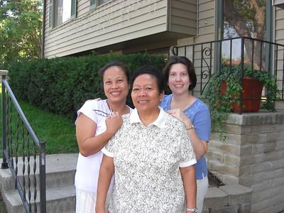2008-09-21 Gramma Ester back in NE