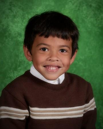 2008-10-22 AJ Kindergarten Picture
