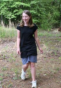 Amaya in the Woods