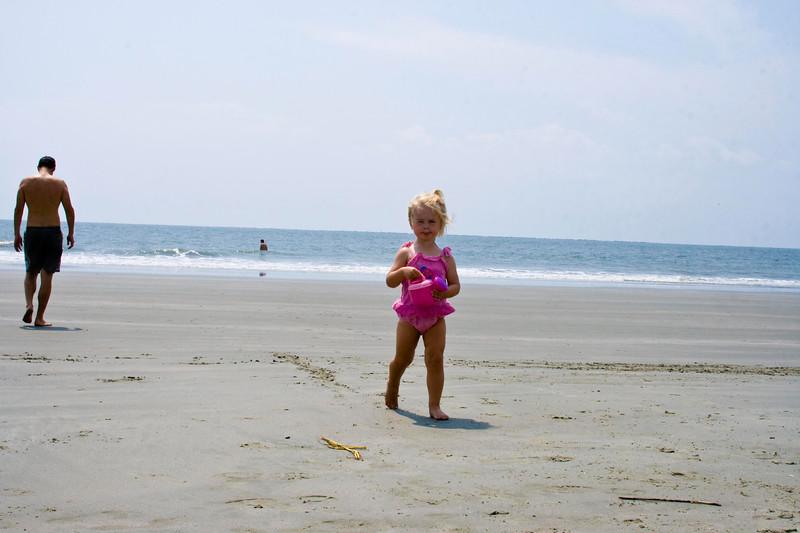 At the Beach-2