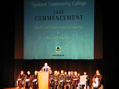 Cindi - Graduation - June 2008
