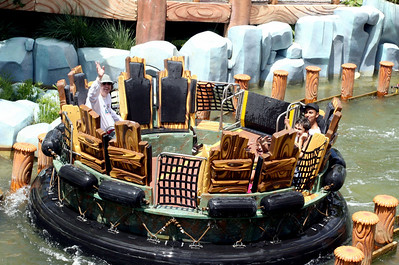 Bluto's Bilge Barge