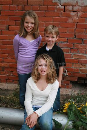Deb & Family 2008