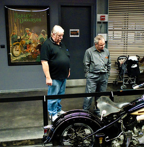 December 26: Harley Davidson Museum, Milwaukee, WI
