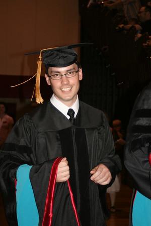 Dr. Joseph Gilbuena - Graduation Weekend