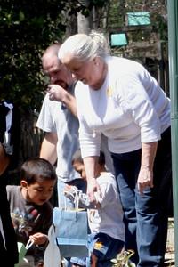 Kathy Helps Jonathan