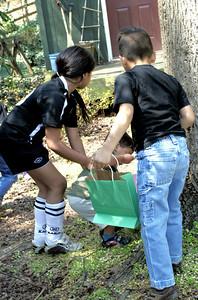 Jackie Helps Miguel