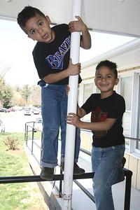 Twins on the Pole