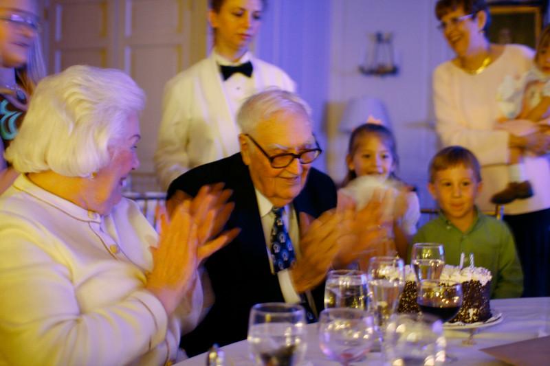 90th Birthday Cake-3