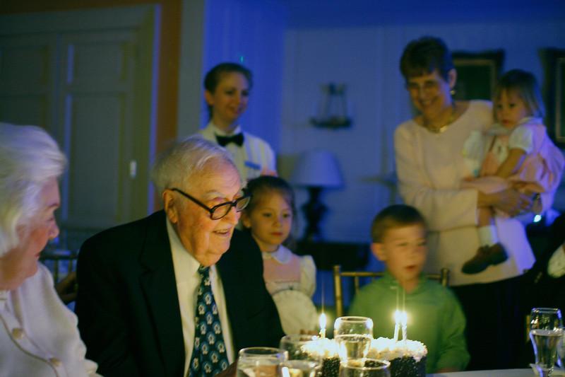 90th Birthday Cake-2