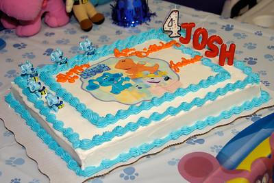 2008 - Joshua's 4th Birthday
