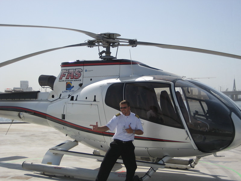 Kirk in Dubai