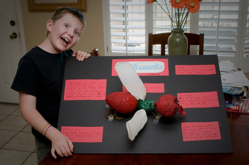 Connor's School Project - The Humantis, 10.12.2008