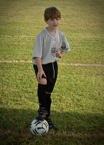 Opening Day for the Tanque Verde Soccer Club -- 9.20.2008