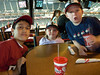 7.20.2008 -- Going to the D-Backs game with Isaac