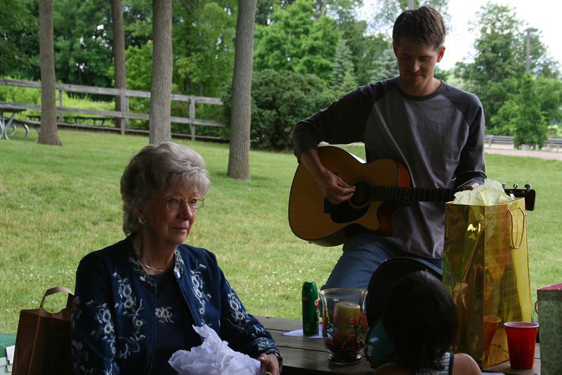 Grandma Daisy's Birthday Party