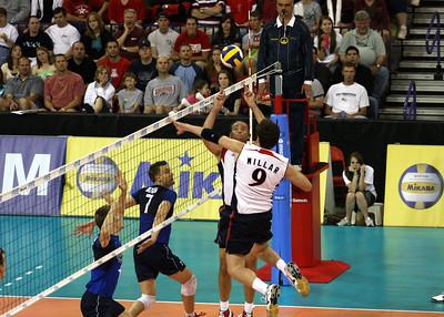 USA Volleyball Team - June 22, 2008