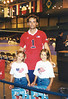 Picture of Lloy with Melanie & Jennifer at Ft. Wayne Coliseum (about 1996?)