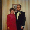 1985 going to the Presseball in Augsburg