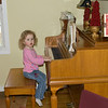 Beverly playing piano