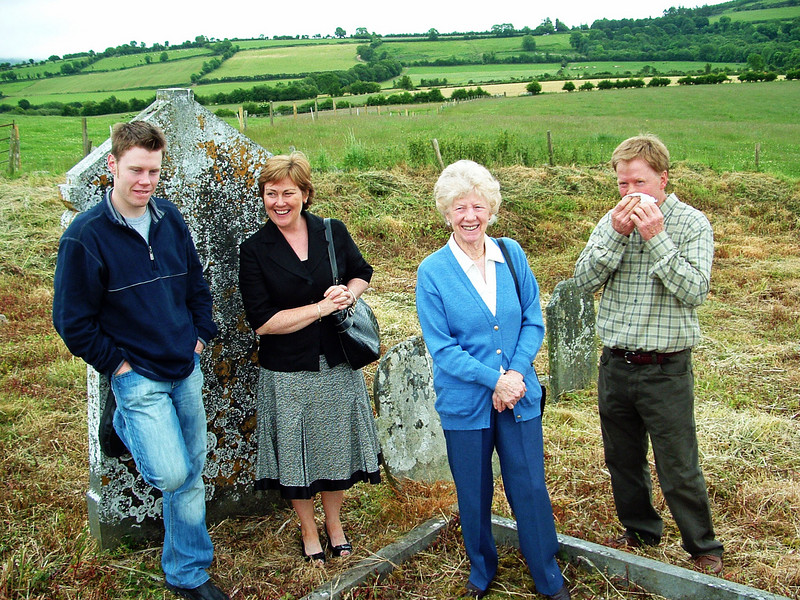 Kiltenny Patten-John,Trish, Jack & mary