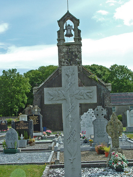 Cross & bell Tower-Ballymurphy
